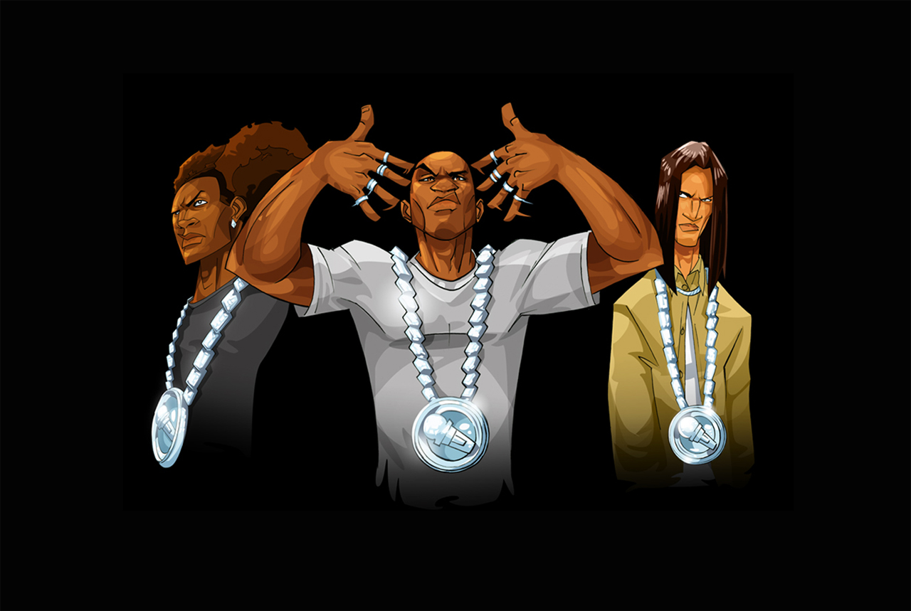 The Boondocks Wallpaper 1280x859 The Boondocks Lethal Interjection 1280x859