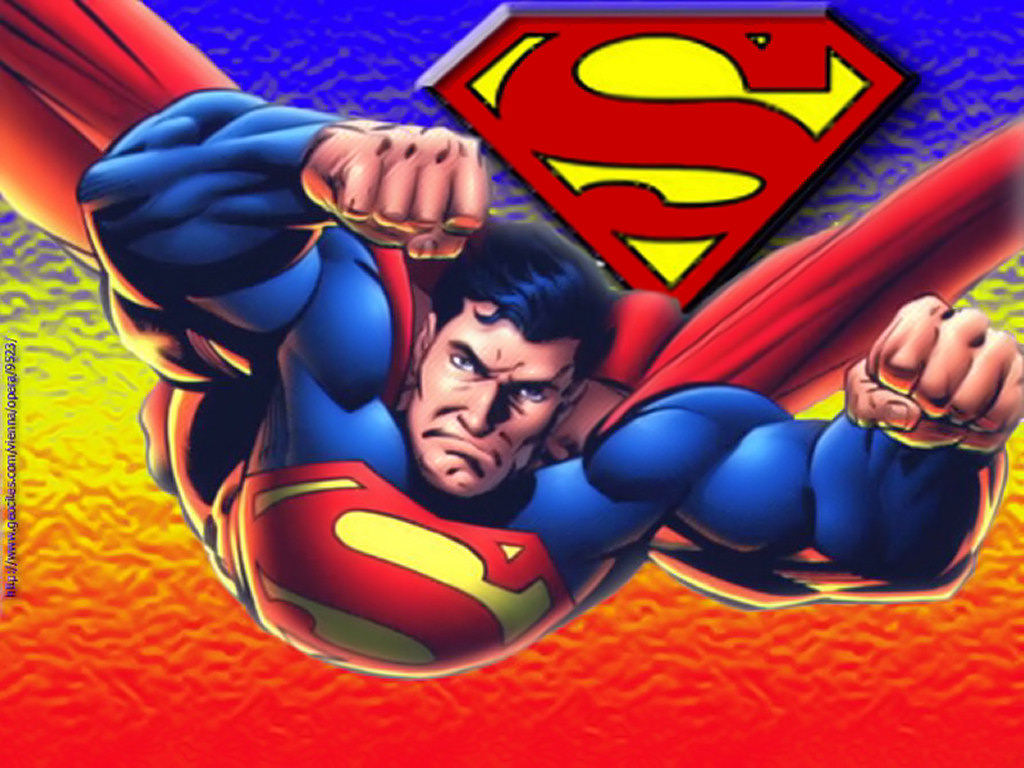 Hd Wallpaper Superman Download Wallpaper DaWallpaperz 1024x768