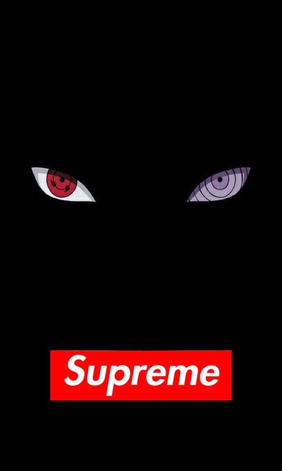 SupremeNARUTO Supreme wallpaper Naruto supreme Naruto 576x960
