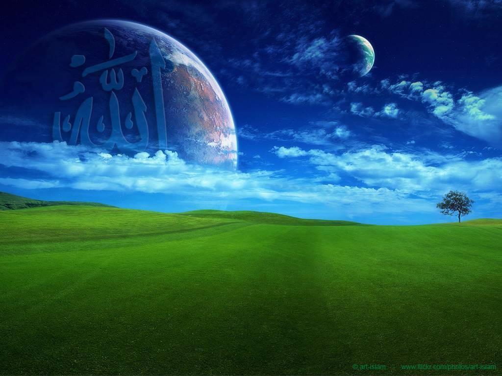 islamic wallpapers desktop background images   IslamCancom 1024x768