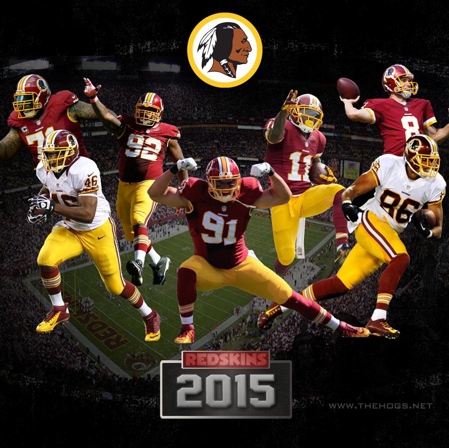 2015 Redskins WallpaperWednesday Hog Blogs 901x899