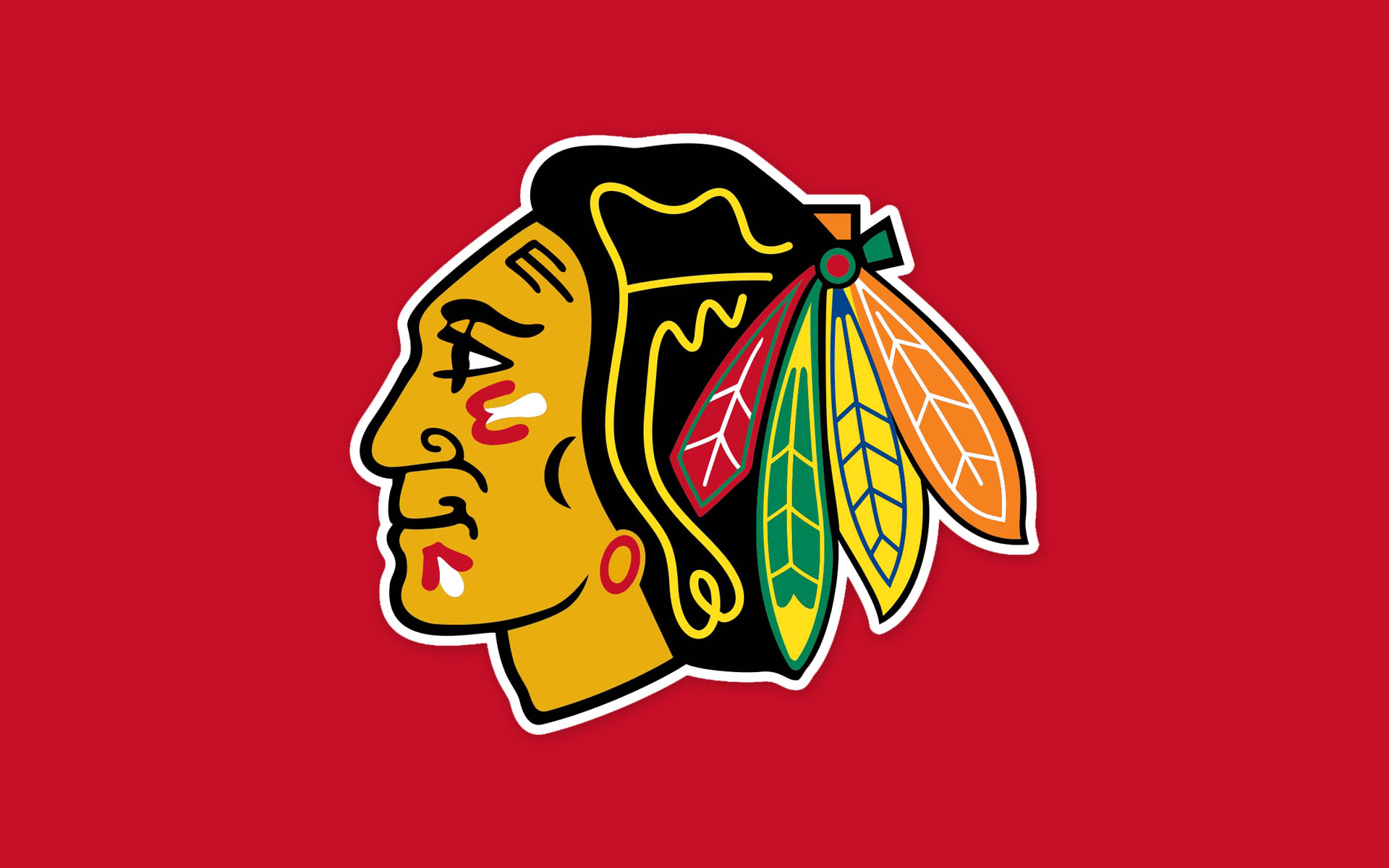 Chicago Blackhawks Desktop Wallpaper for Pinterest 1920x1200