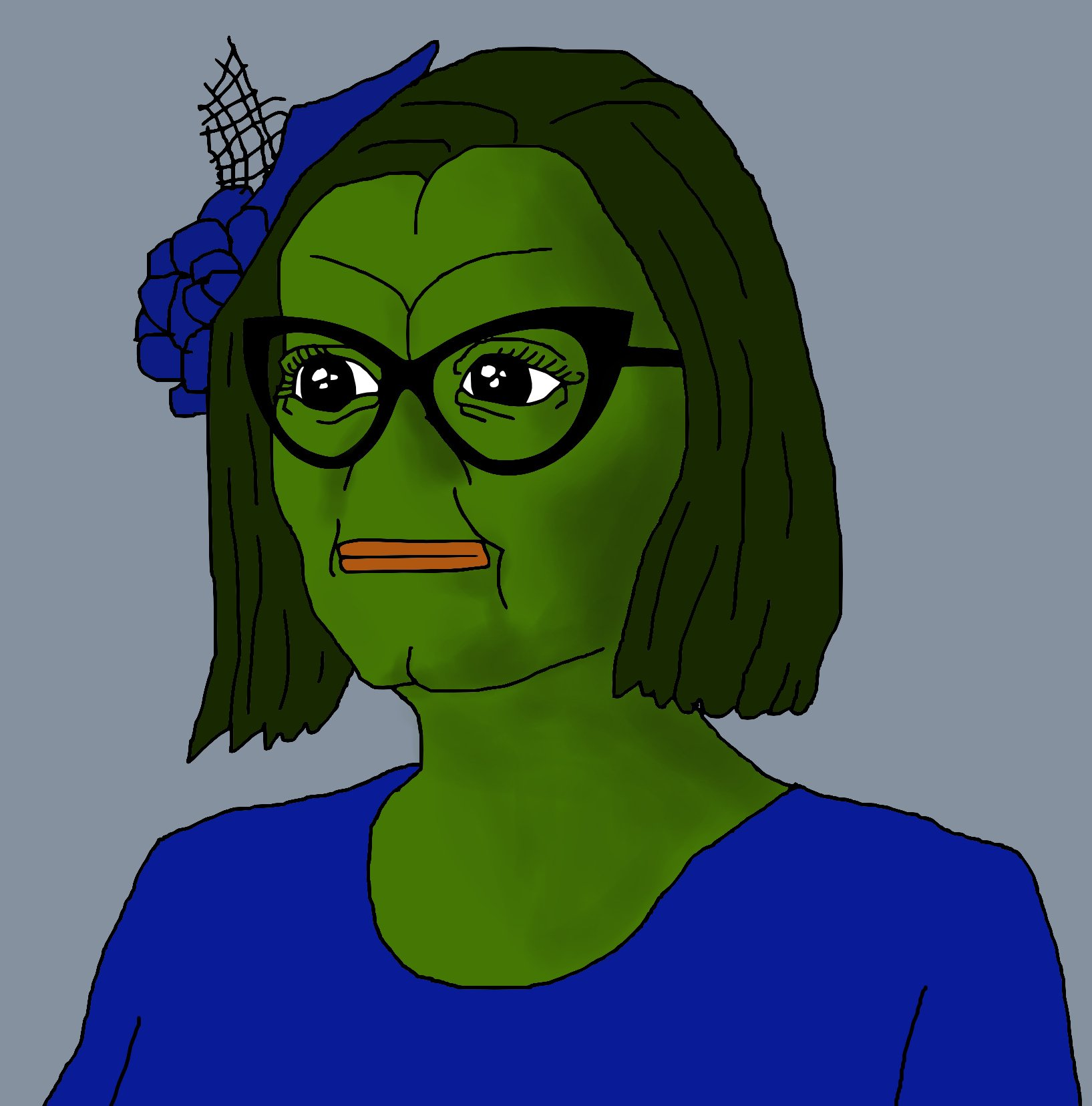 rare Pepe triggered Pepe the Frog Know Your Meme 1635x1656
