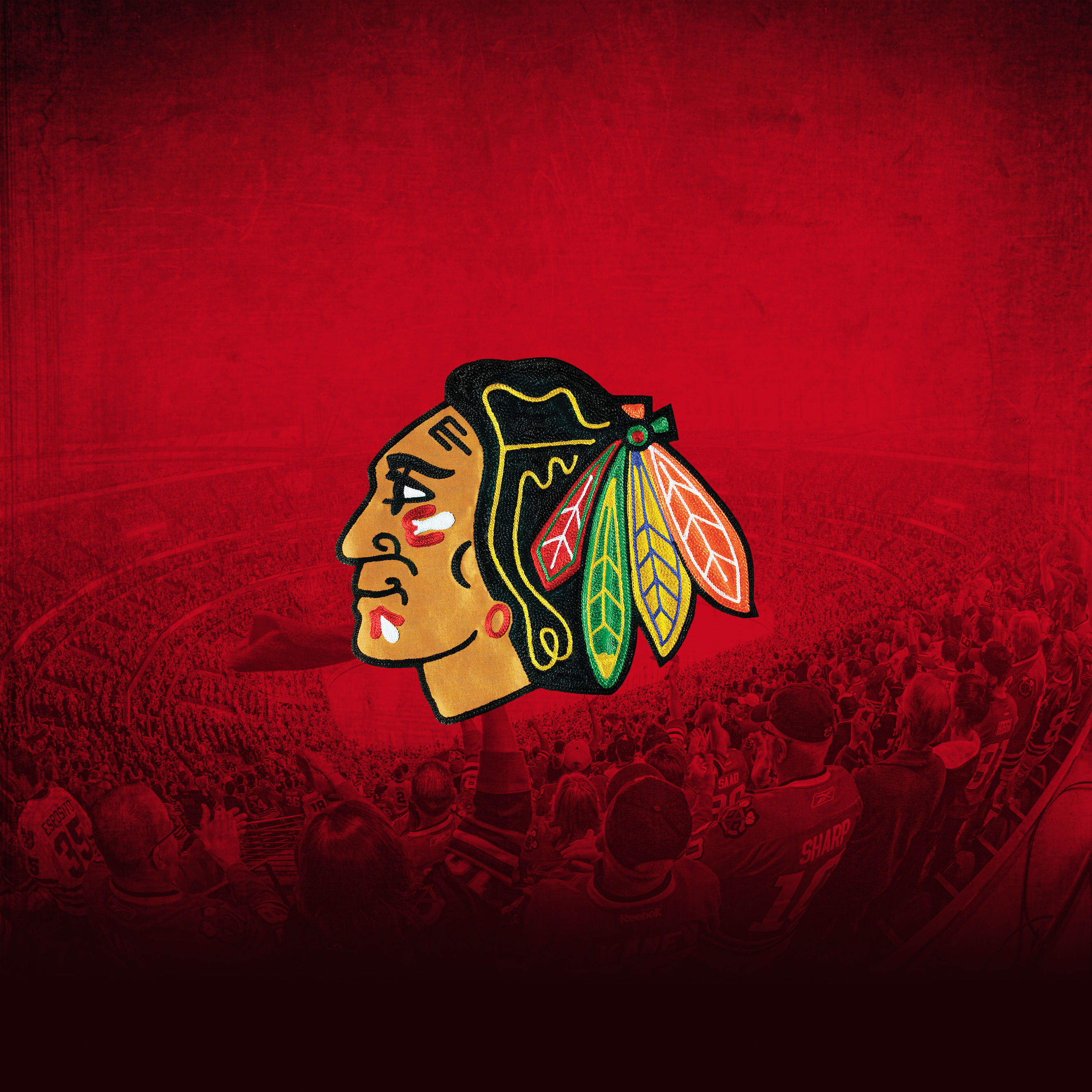 [46+] Chicago Blackhawks Wallpaper for iPad on WallpaperSafari