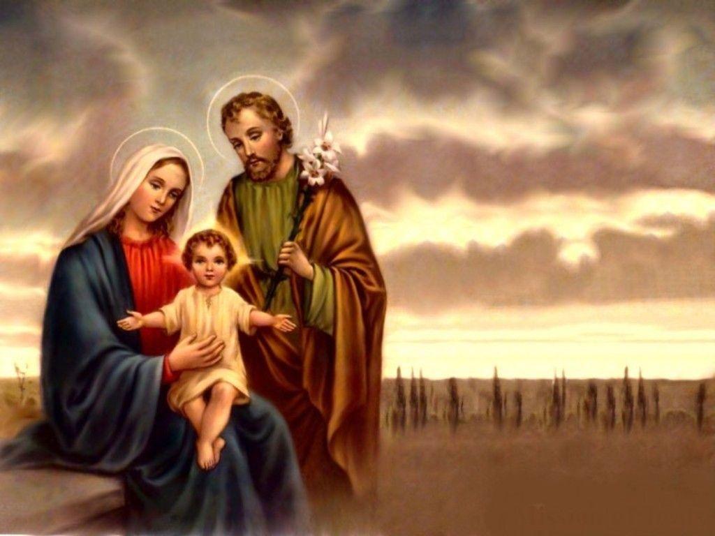 holy family wallpaper   ForWallpapercom 1024x768