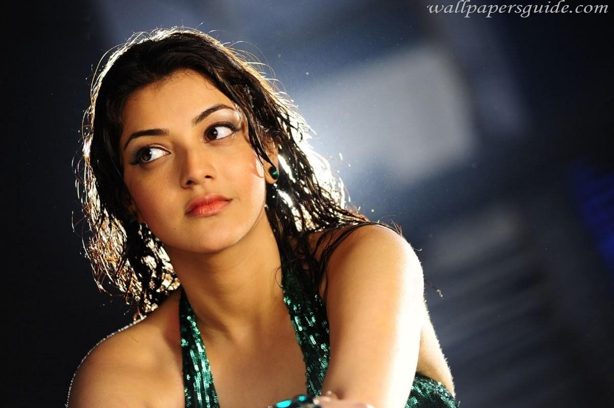 ALL HUNGAMA Full HD Sexy Still Wallpapers Of Indian Actress Kajal 1200x799