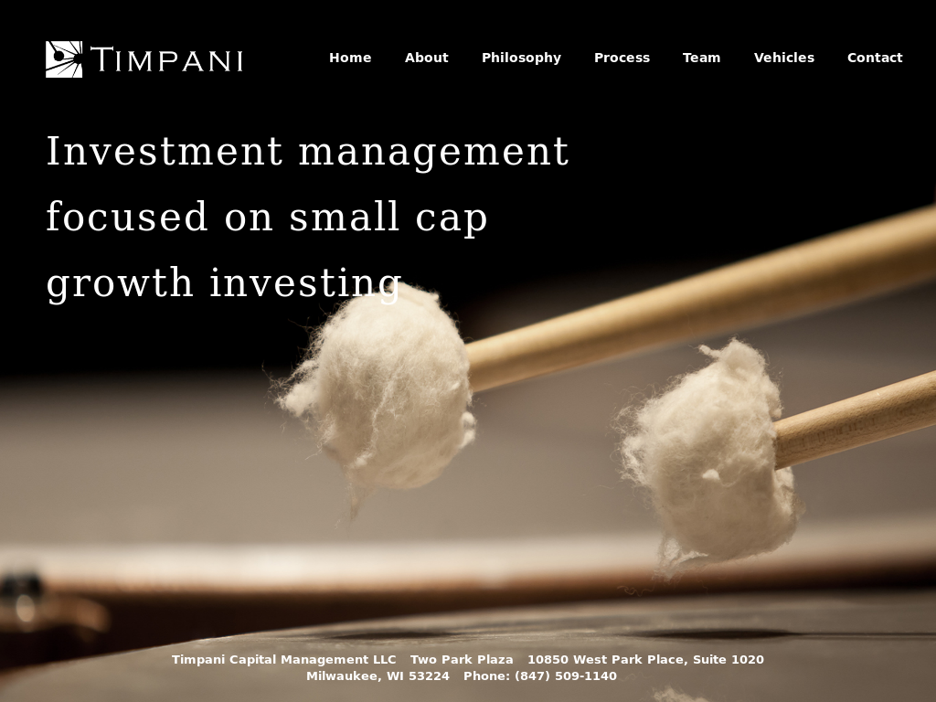 Timpani Capital Management Competitors Revenue and Employees 1024x768
