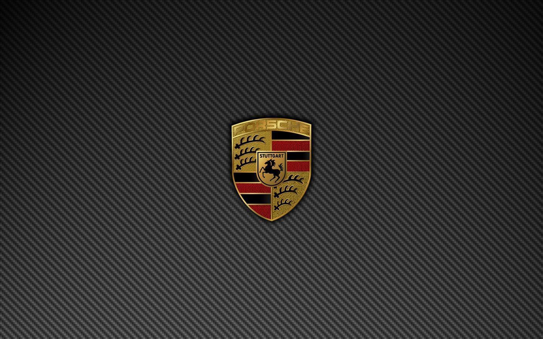 логотип porsche обои