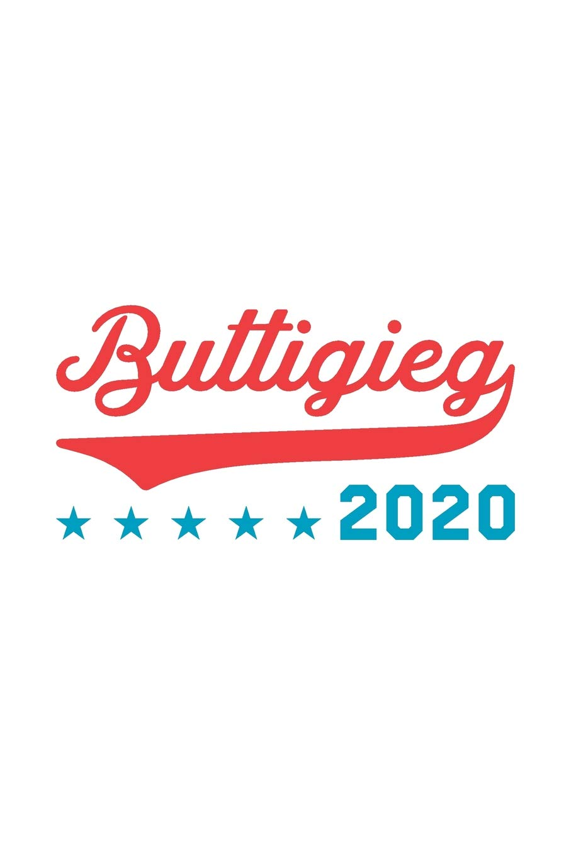 Buttigieg 2020 Pete Buttigieg Journal Diary Notebook 2020 907x1360