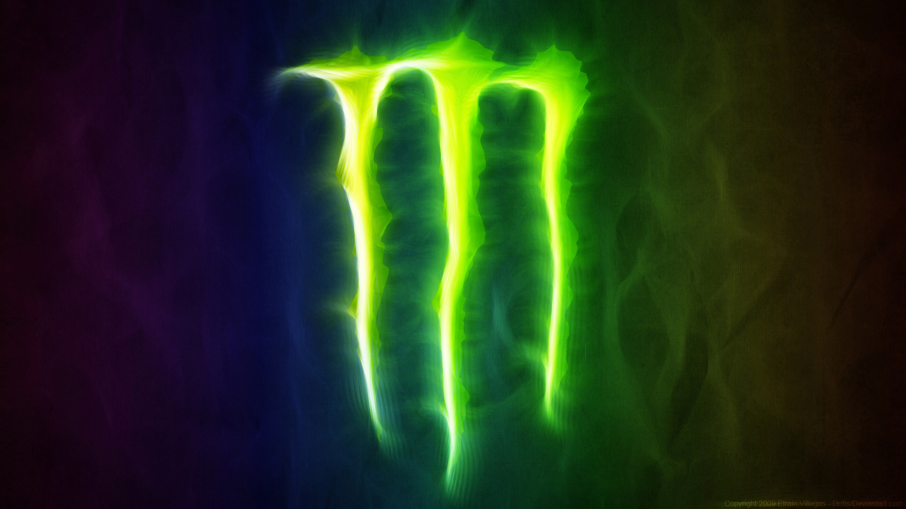 Fotos   Monster Energy Drink Chevrolet Wallpaper With 1867x1050