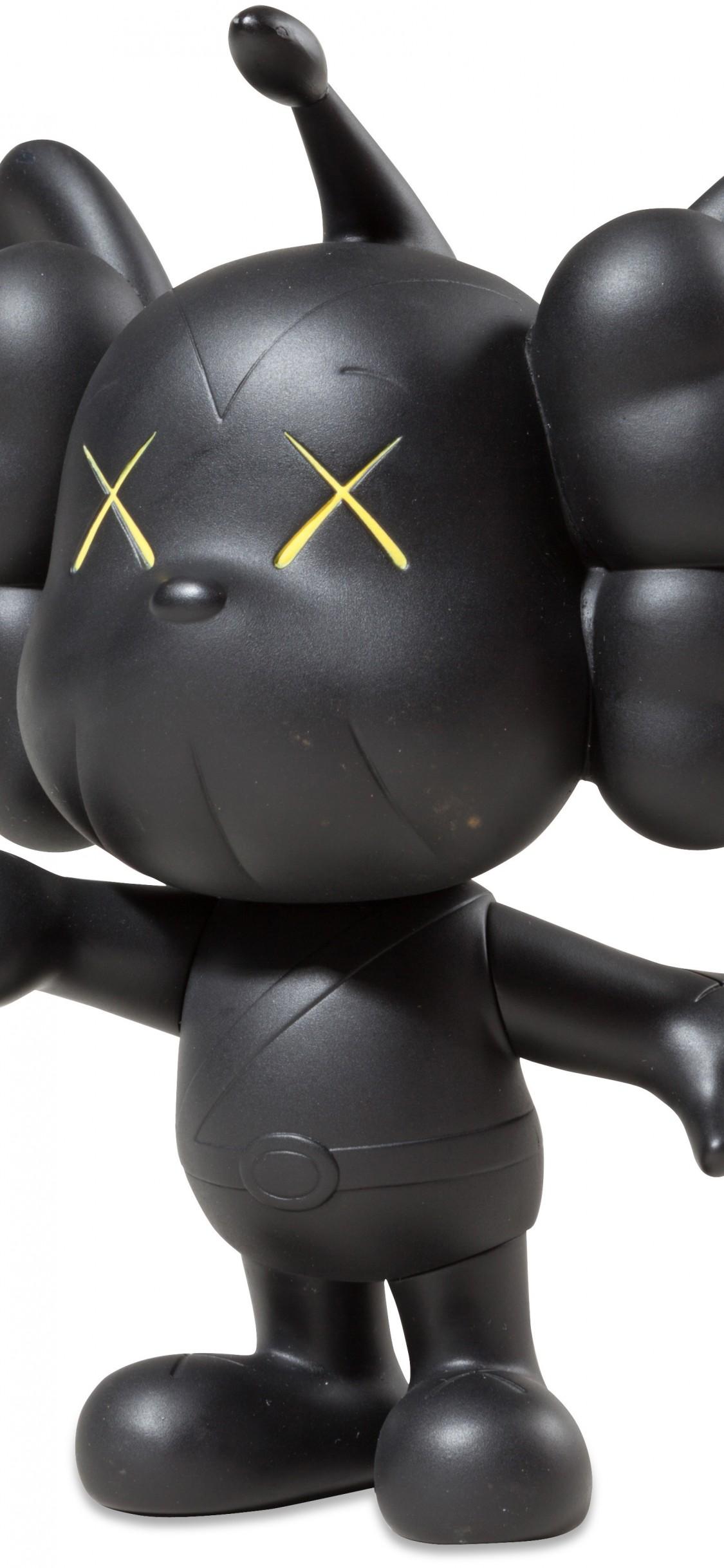 Download Kaws Bearbricks Kaws Bape Wallpaper   Figurine Hd 1125x2436