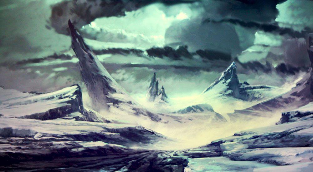 legend of korra background art   Google Search Background 1000x551