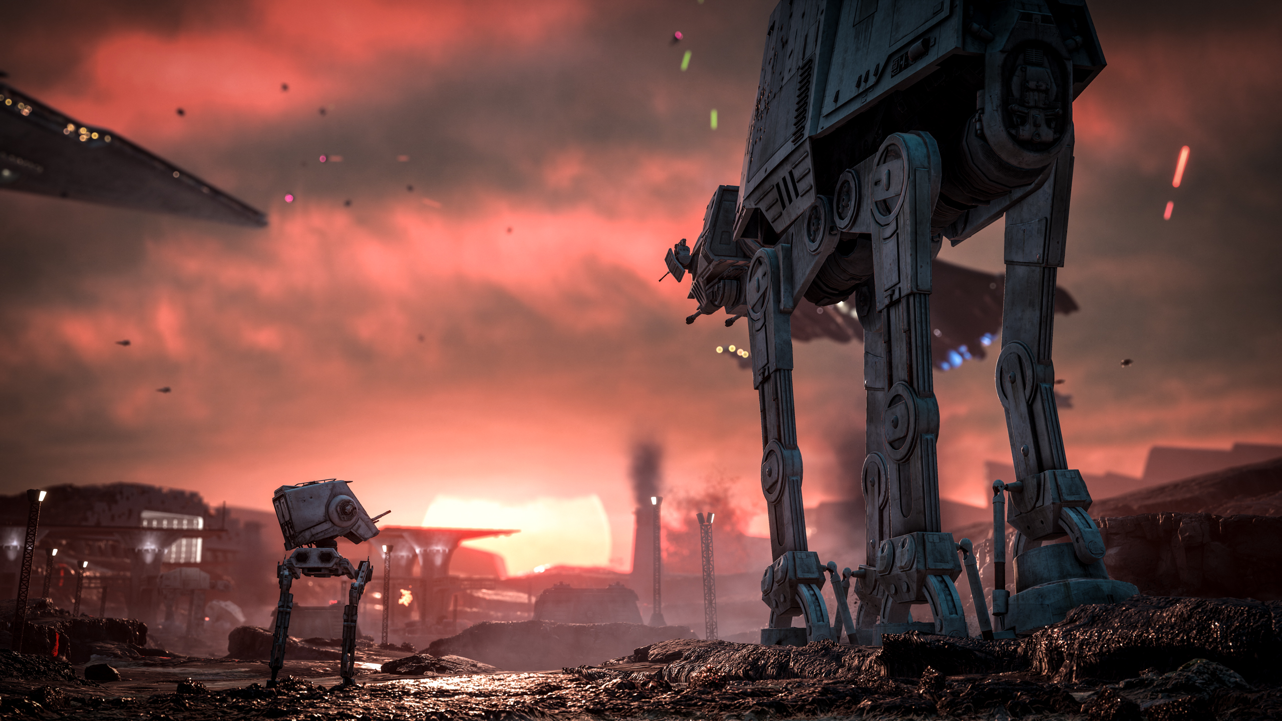 Star Wars Battlefront 2015 HD Wallpaper Background Image 2560x1440