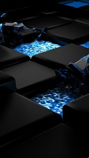 Free Download Black And Blue 3d Art Samsung Galaxy S6s6 Edge Hd Wallpaper 300x533 For Your Desktop Mobile Tablet Explore 38 Hd Wallpaper For Galaxy S6 Samsung S6 Wallpaper