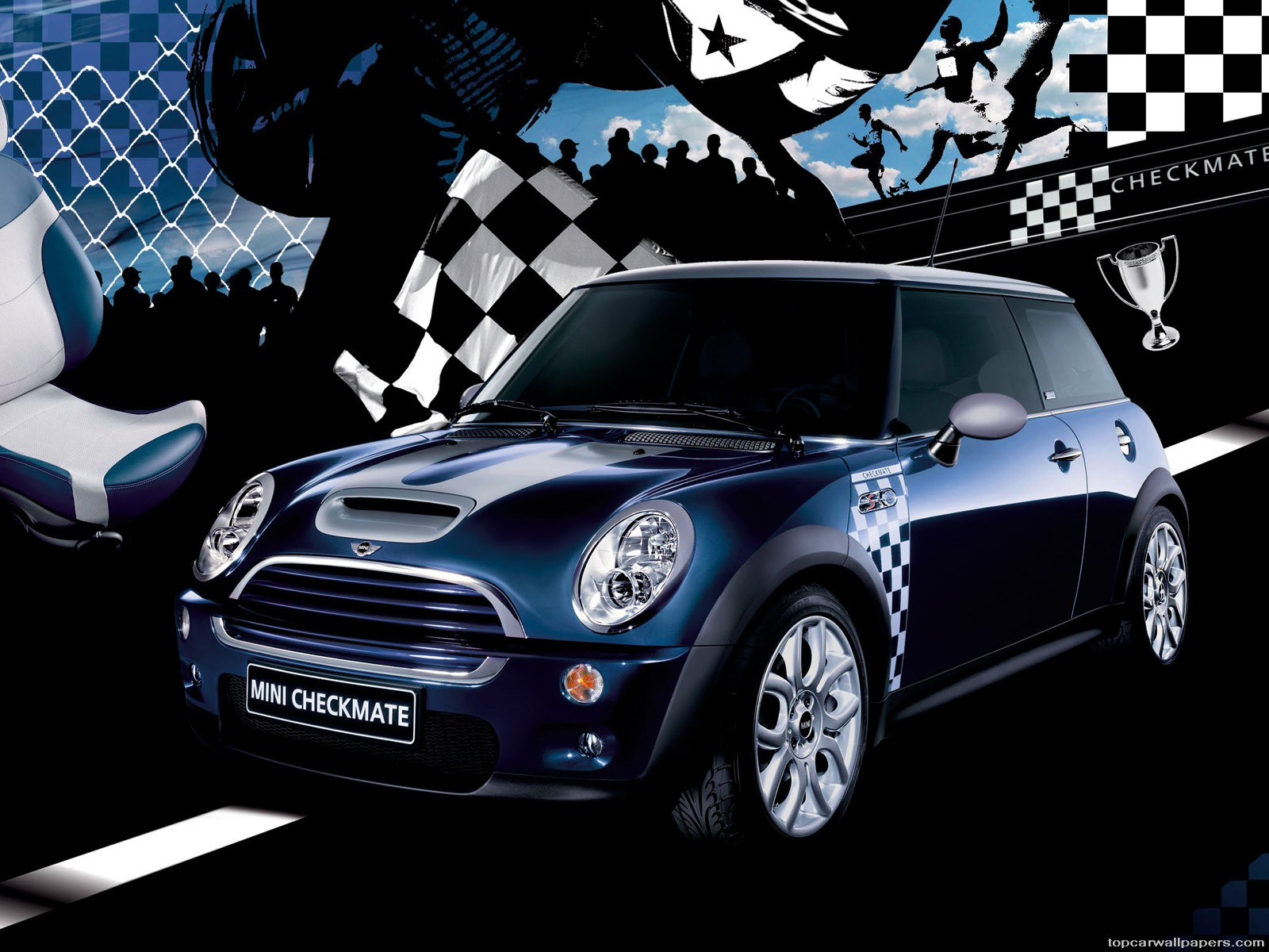 wallpapers mini top car wallpapers mini wallpapers 2007 mini cooper 1600x1200