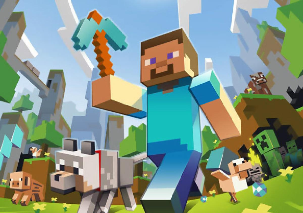 Minecraft Wallpapers BackgroundsBest Wallpapers HD Backgrounds 1200x844