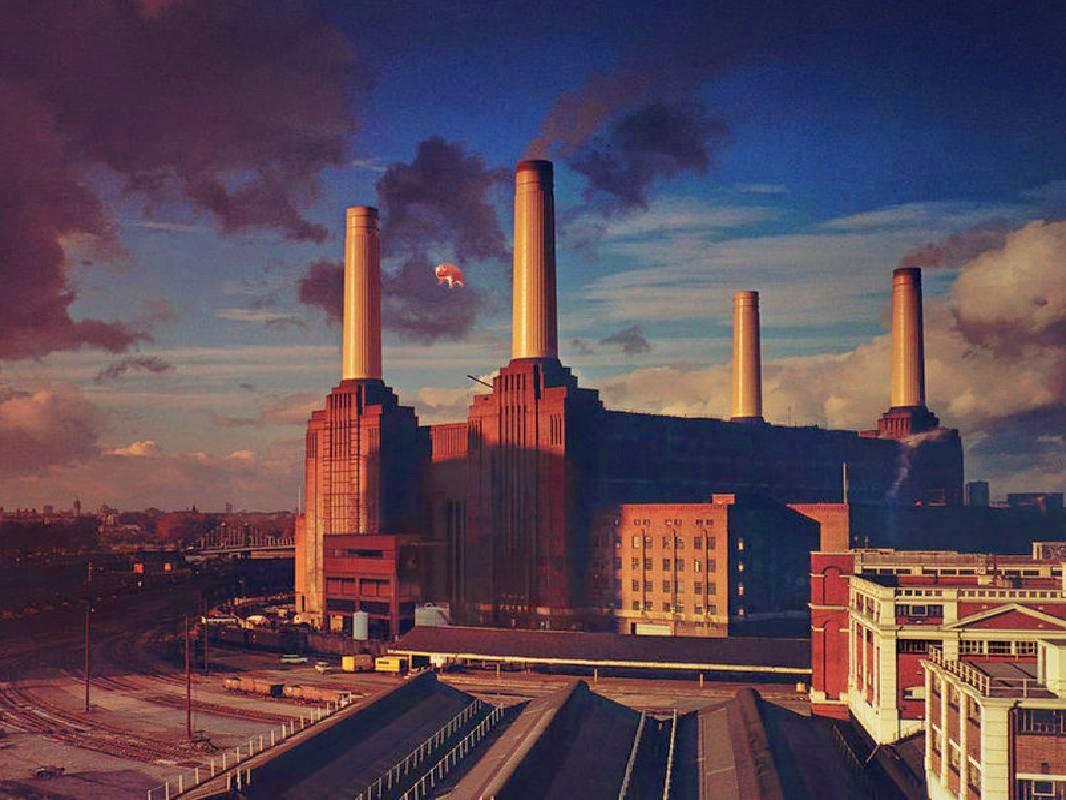 Pink Floyd Animals Wallpaper - WallpaperSafari