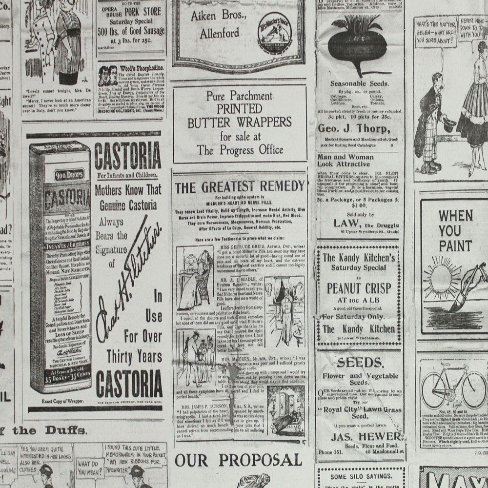 Antique Newspaper Wallpaper WallpaperSafari – Vintage Newspaper