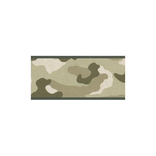 Amazon Camouflage Camo Military Army Marines Wallpaper Border 500x500