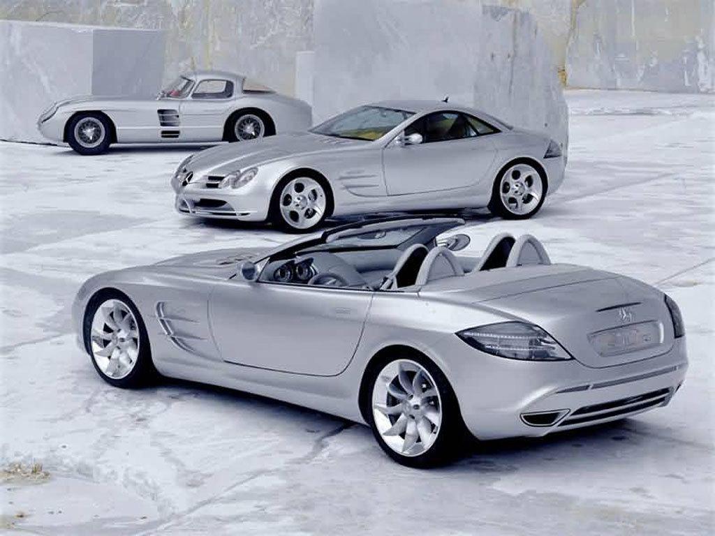 Mercedes benz wallpaper   1 World Of Cars 1024x768