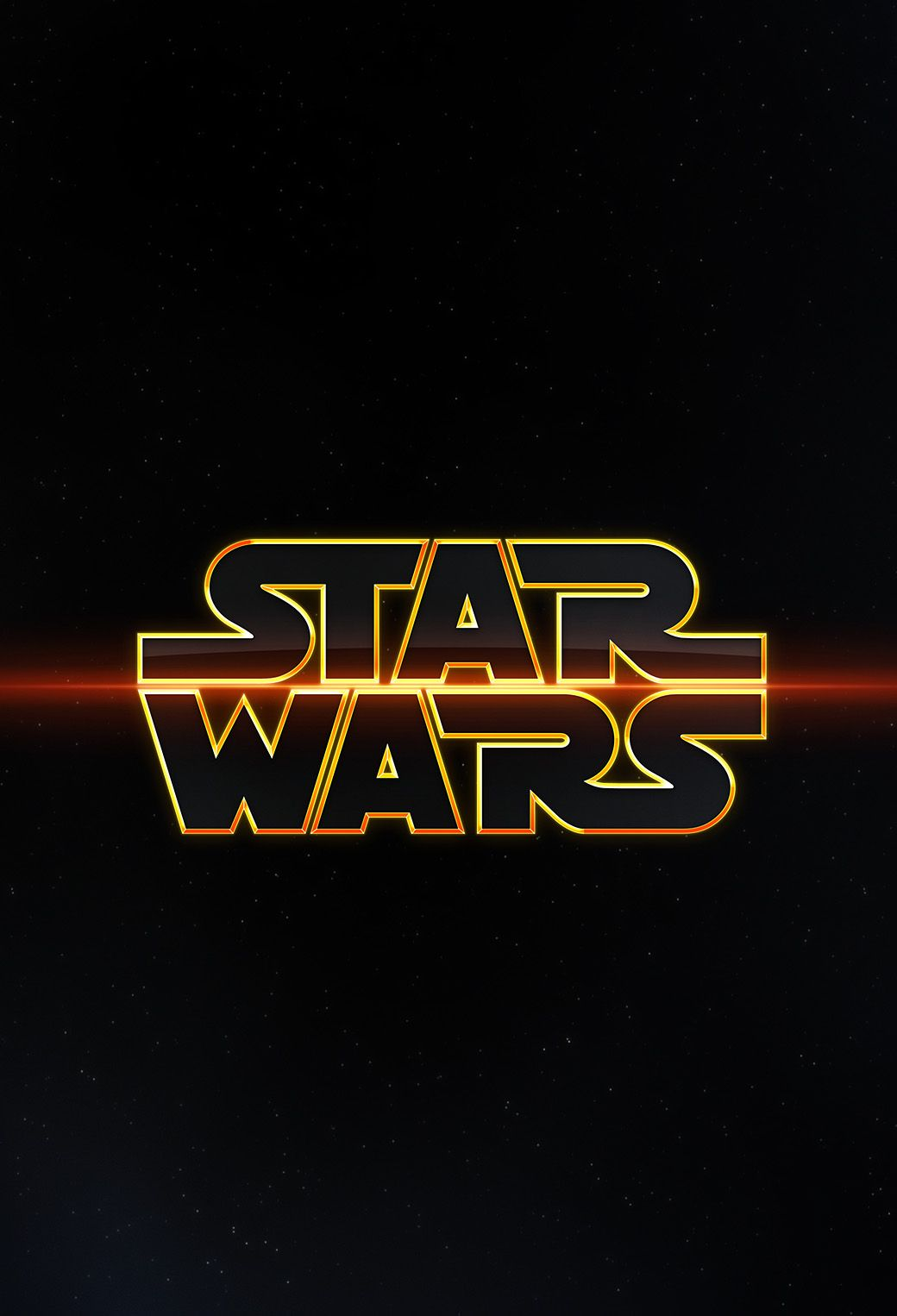 71 Star Wars Logo Wallpaper On Wallpapersafari