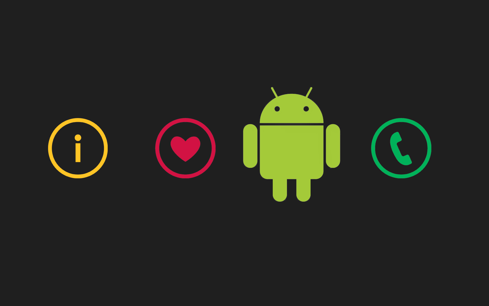 Android Phones Wallpapers I Love Android Phones HD Wallpapers 1680x1050