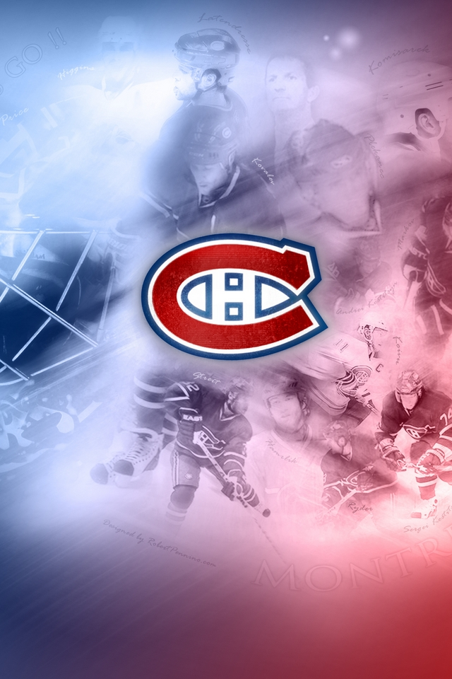 Related Pictures Montreal Canadiens Wallpaper Montreal Canadiens Logo 640x960