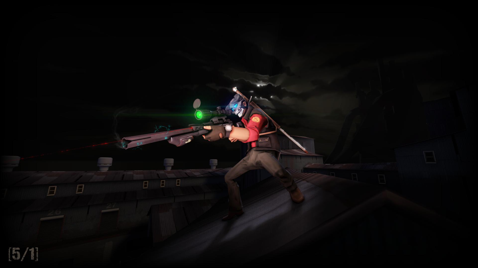 TF2 Sniper Wallpaper HD - WallpaperSafari