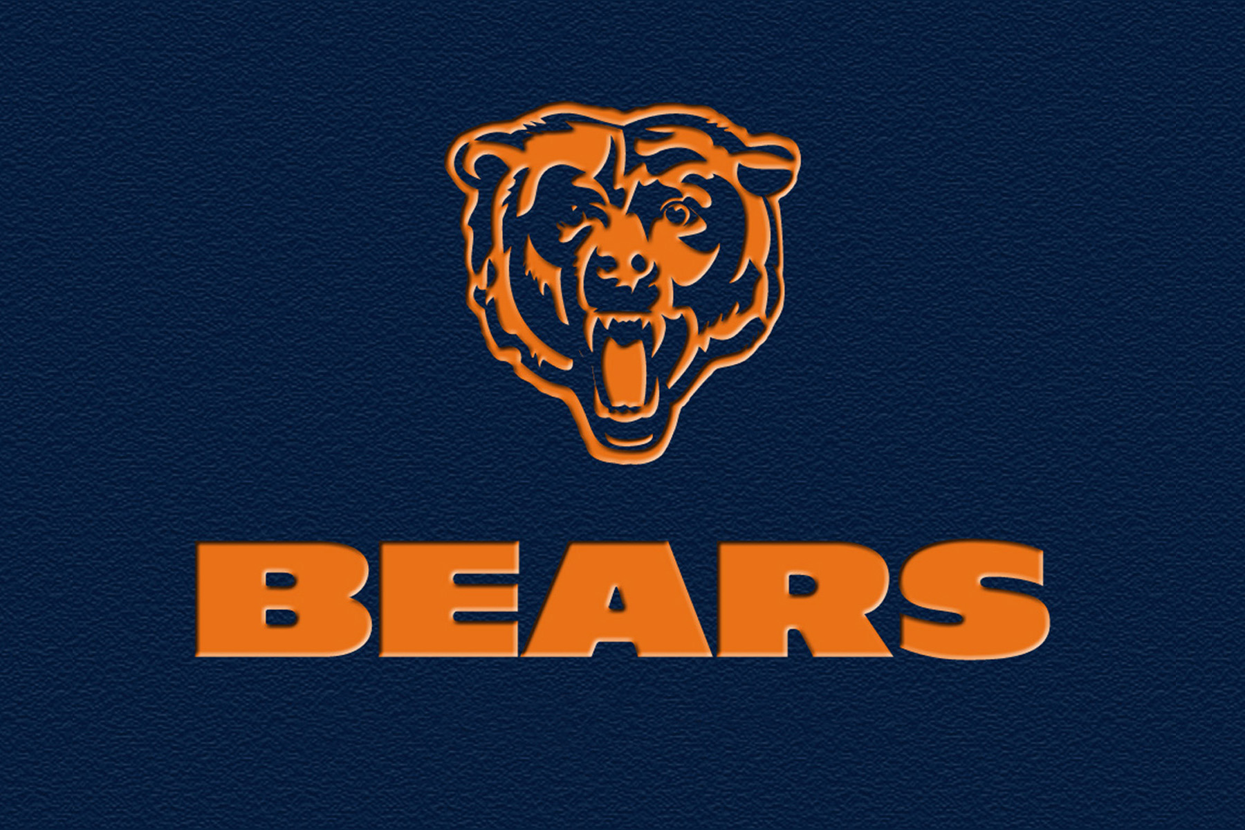 Chicago Bears wallpaper HD background Chicago Bears wallpapers 1800x1200