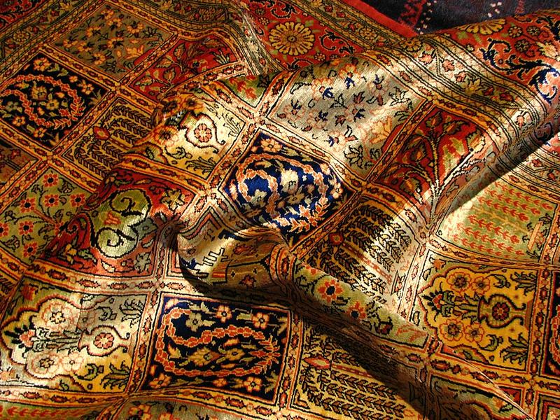 Oriental Rug Wallpaper Wallpapersafari
