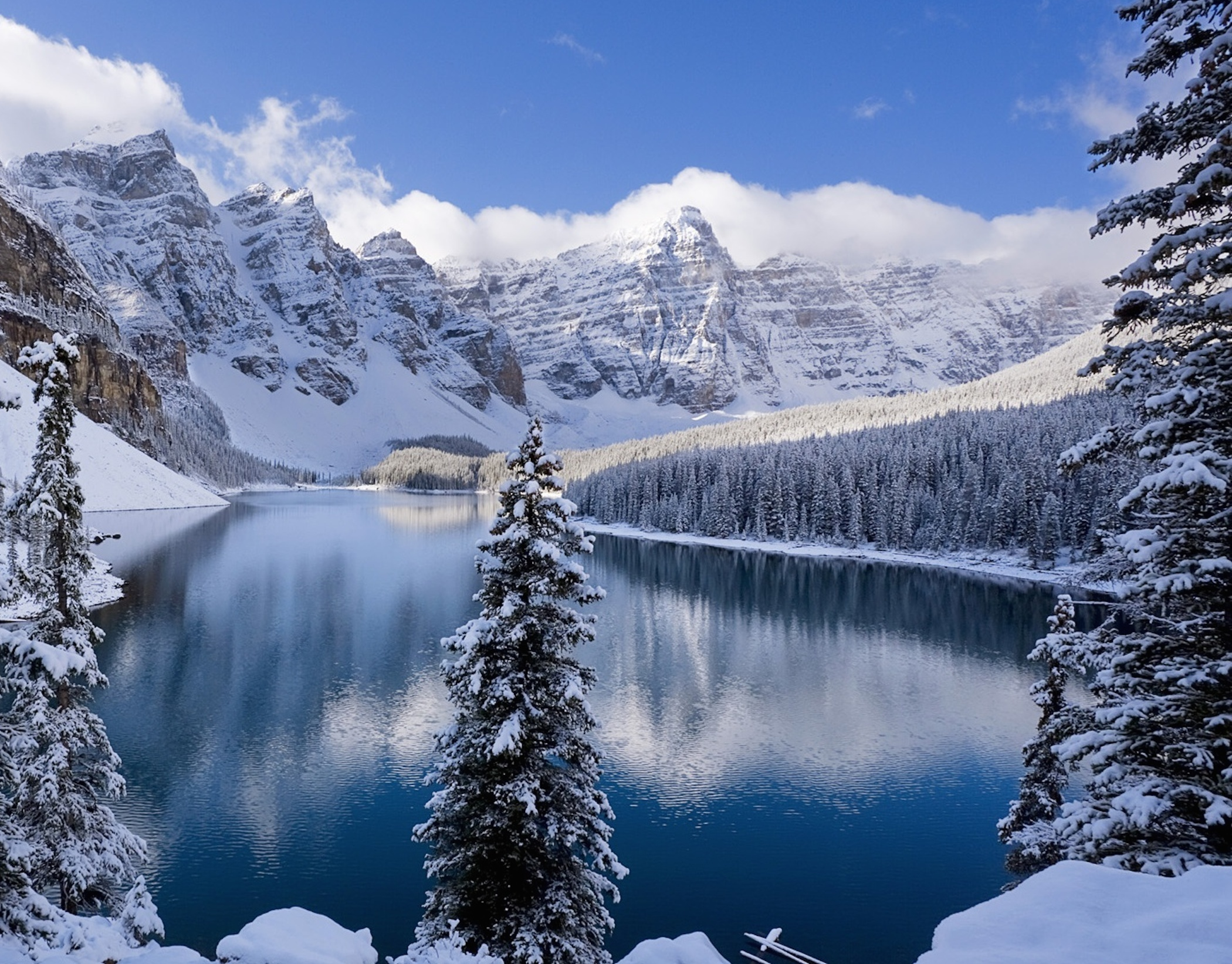 Snow Covered Mountains Wallpaper   Downloads 2100x1643