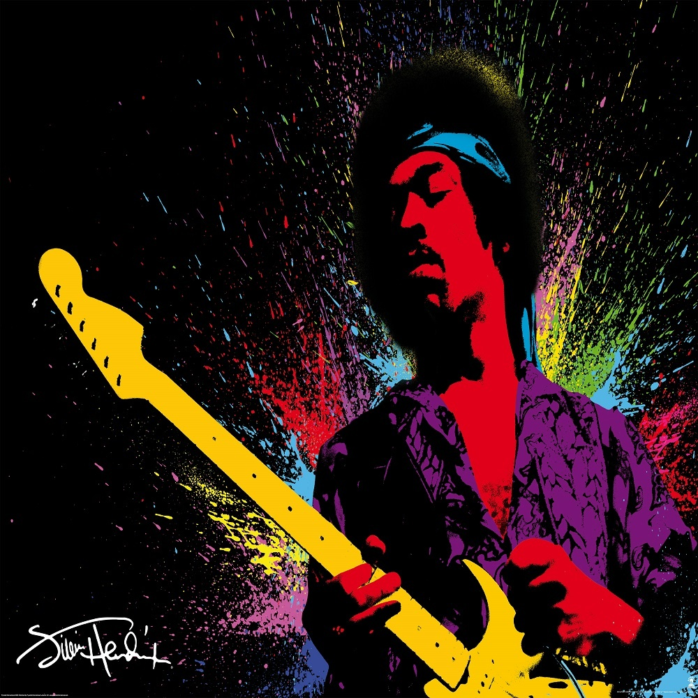 Psychedelic Wallpaper Android: Jimi Hendrix Wallpaper Widescreen