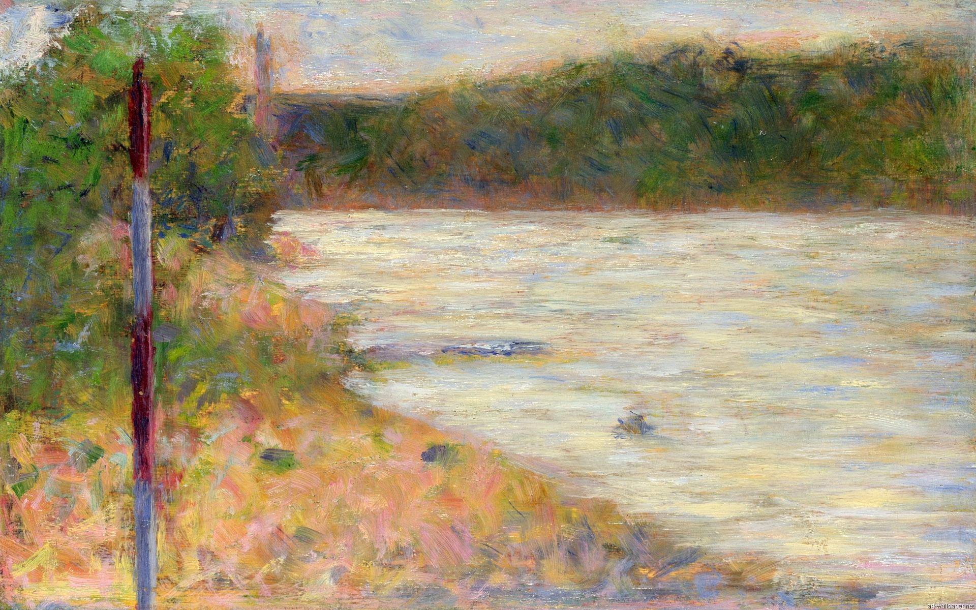 Impressionist Art Paintings Modern Wall Art 1920x1200