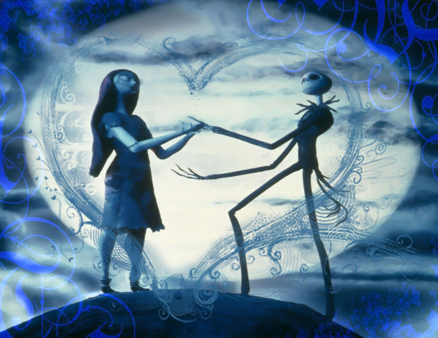 Jack Skellington and Sally Wallpaper - WallpaperSafari