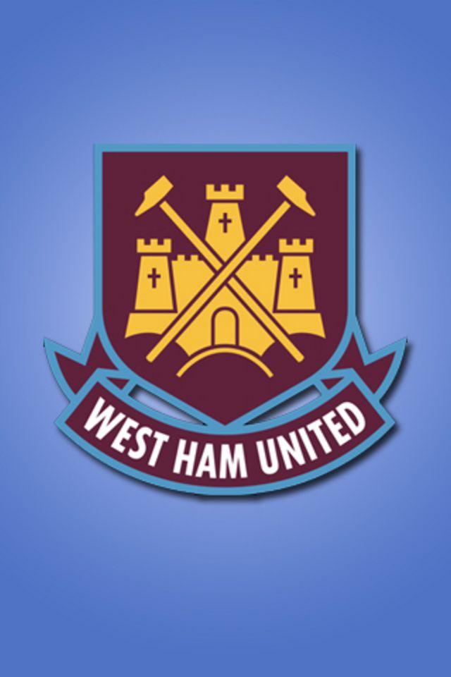 West Ham United FC iPhone Wallpaper HD 640x960