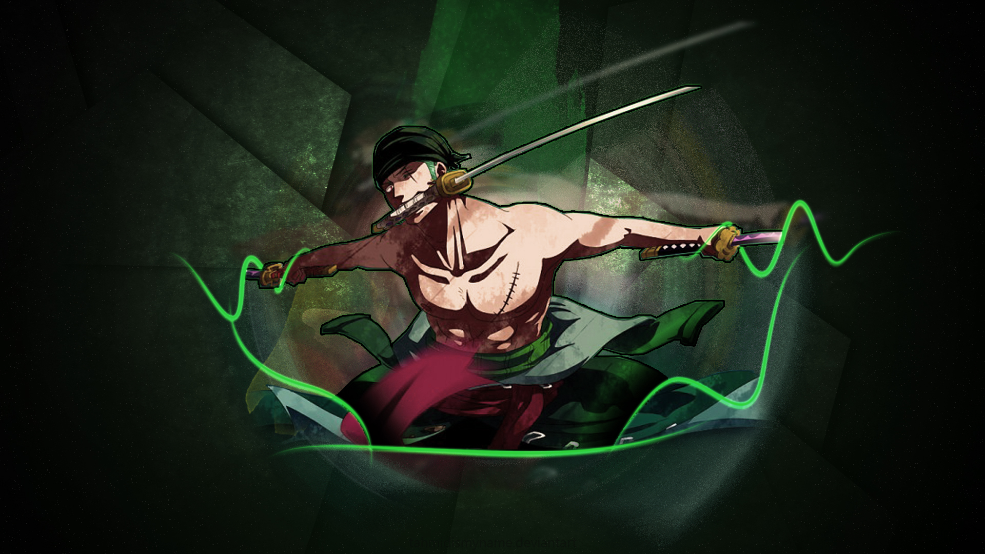 94 Roronoa Zoro Hd Wallpapers On Wallpapersafari