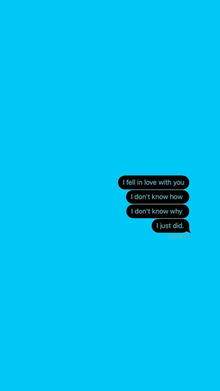 Mood wallpaper Mood wallpaper Cute text messages Crush quotes 815x1448