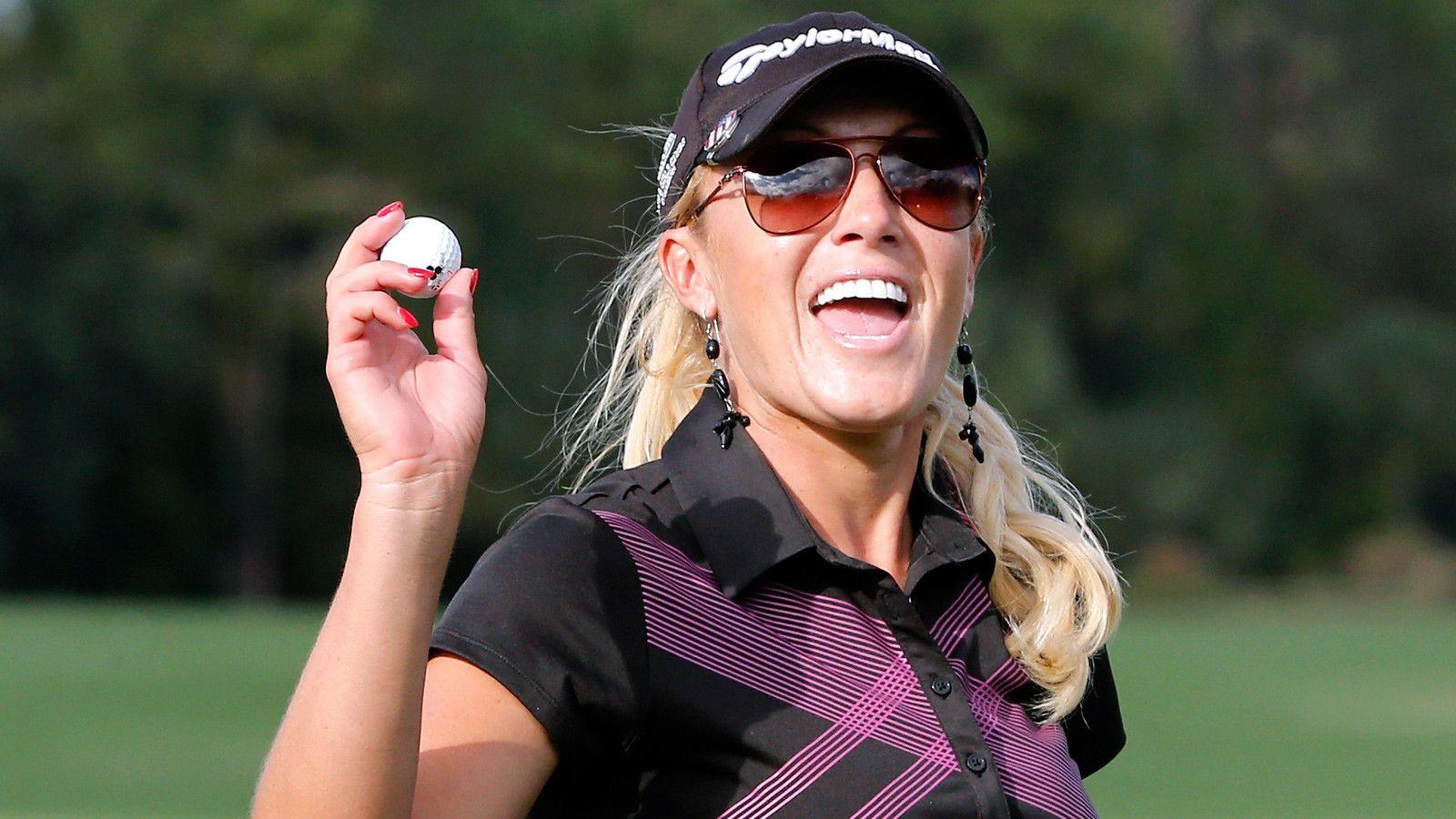 Natalie Gulbis #Sexy #LPGA #Golf | Golf Babes | Pinterest | Lpga ...