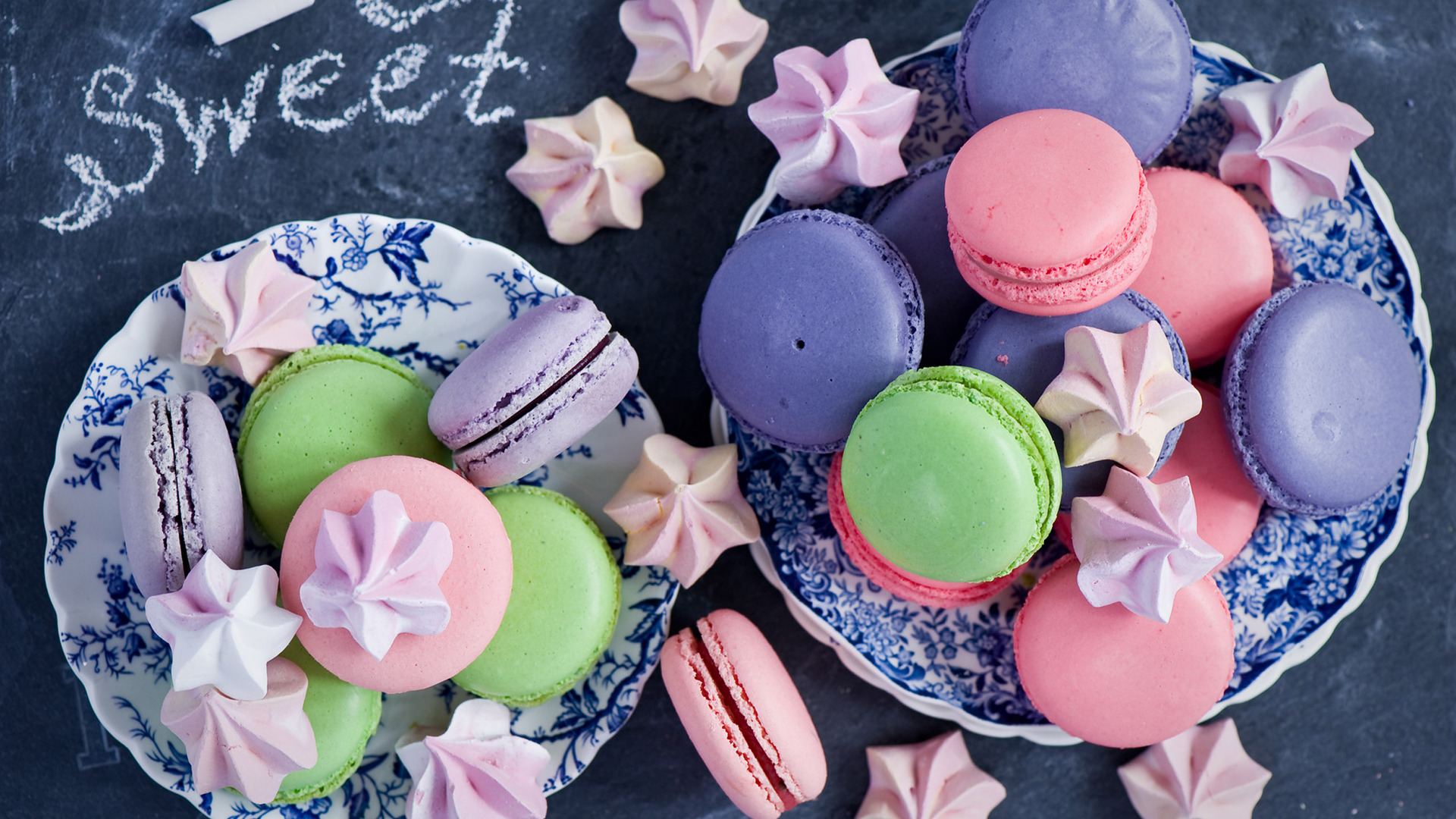 Cute Macaron Wallpaper - WallpaperSafari