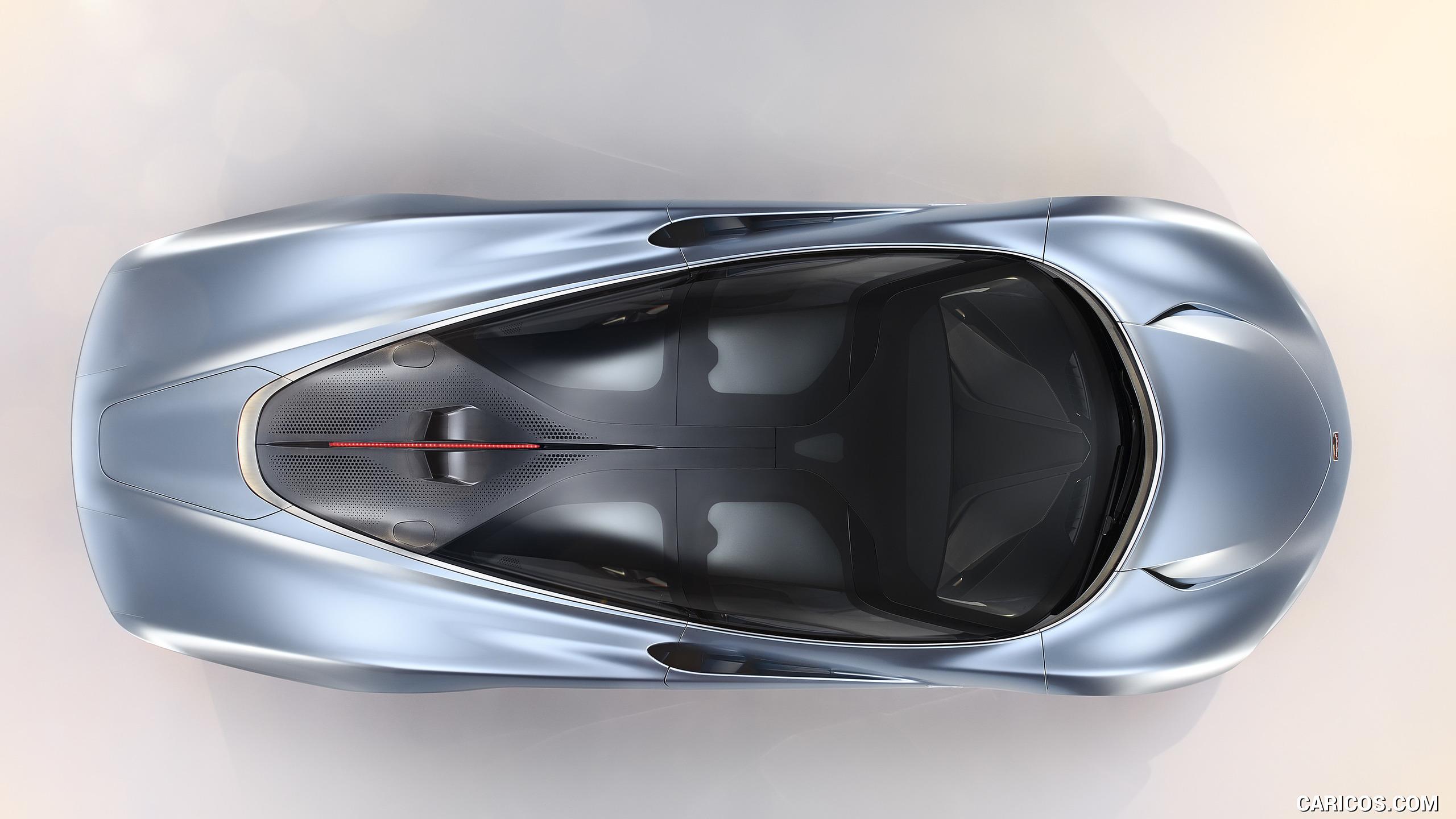 2019 McLaren Speedtail   Top HD Wallpaper 5 2560x1440