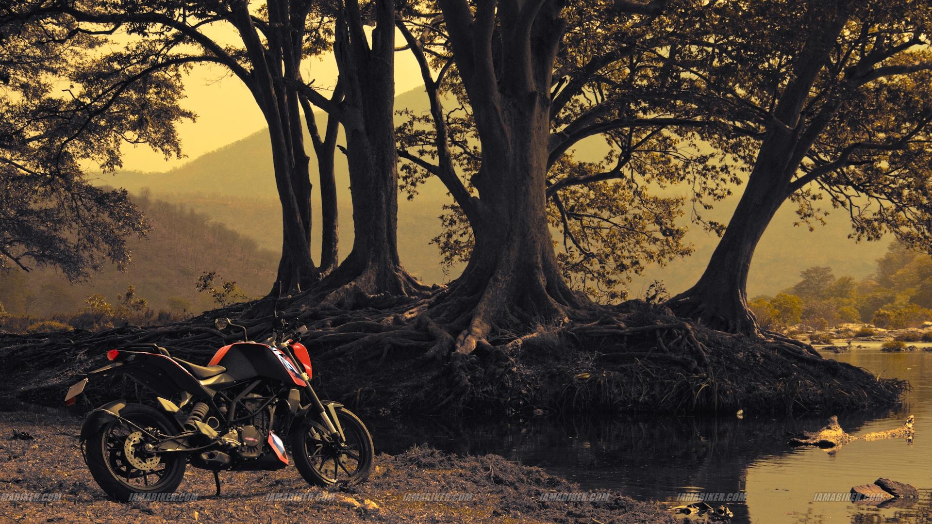 KTM Duke 200 wallpaper   Click for high resolution 1920x1080