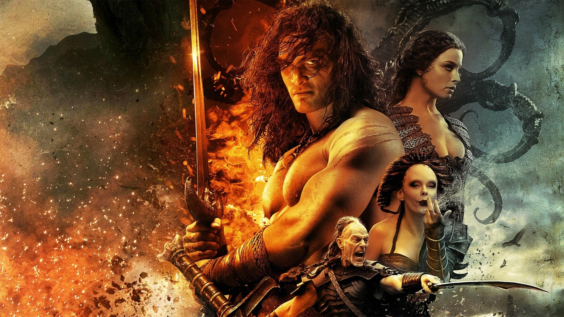Movie   Conan The Barbarian 2011 Conan The Barbarian Wallpaper 1920x1080