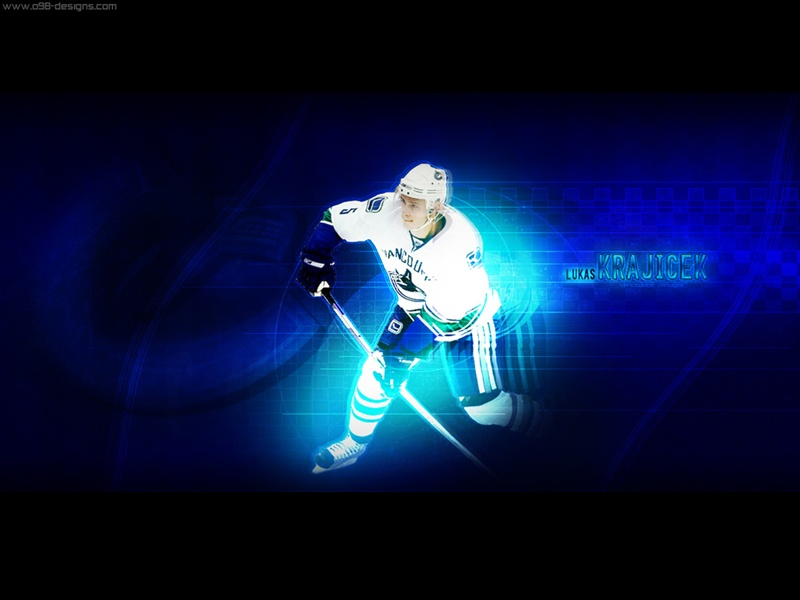 Vancouver Canucks   Krajicek NHL Wallpapers 800x600
