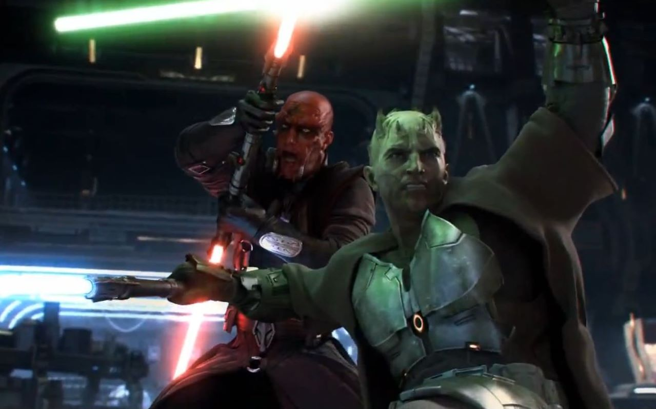Super Punch Star Wars The Old Republic wallpapers 1279x798