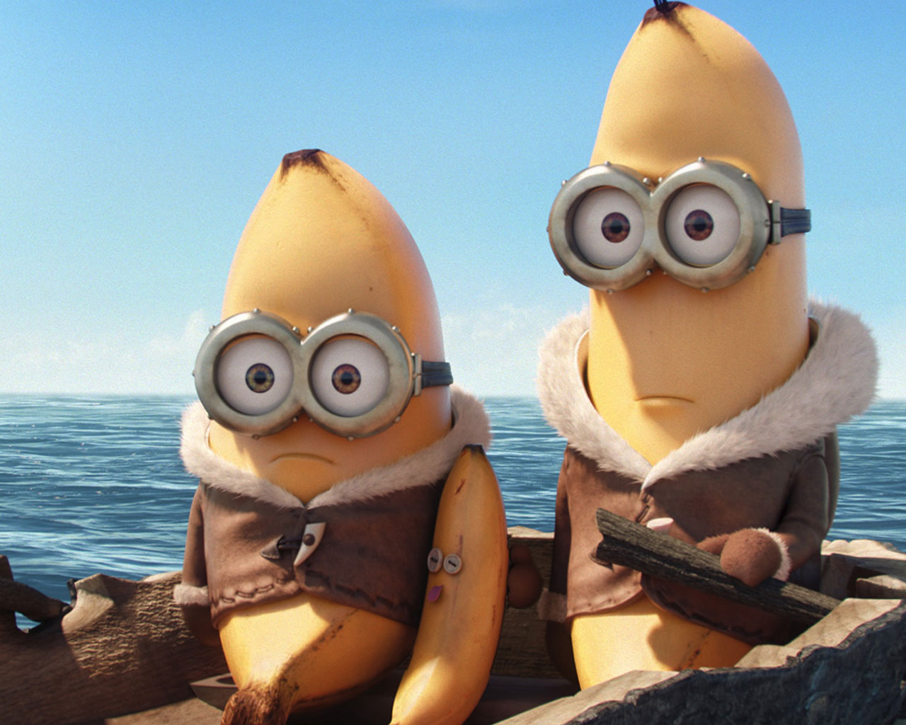 A Cute Collection Of Minions Movie 2015 Desktop Backgrounds 1280x1024