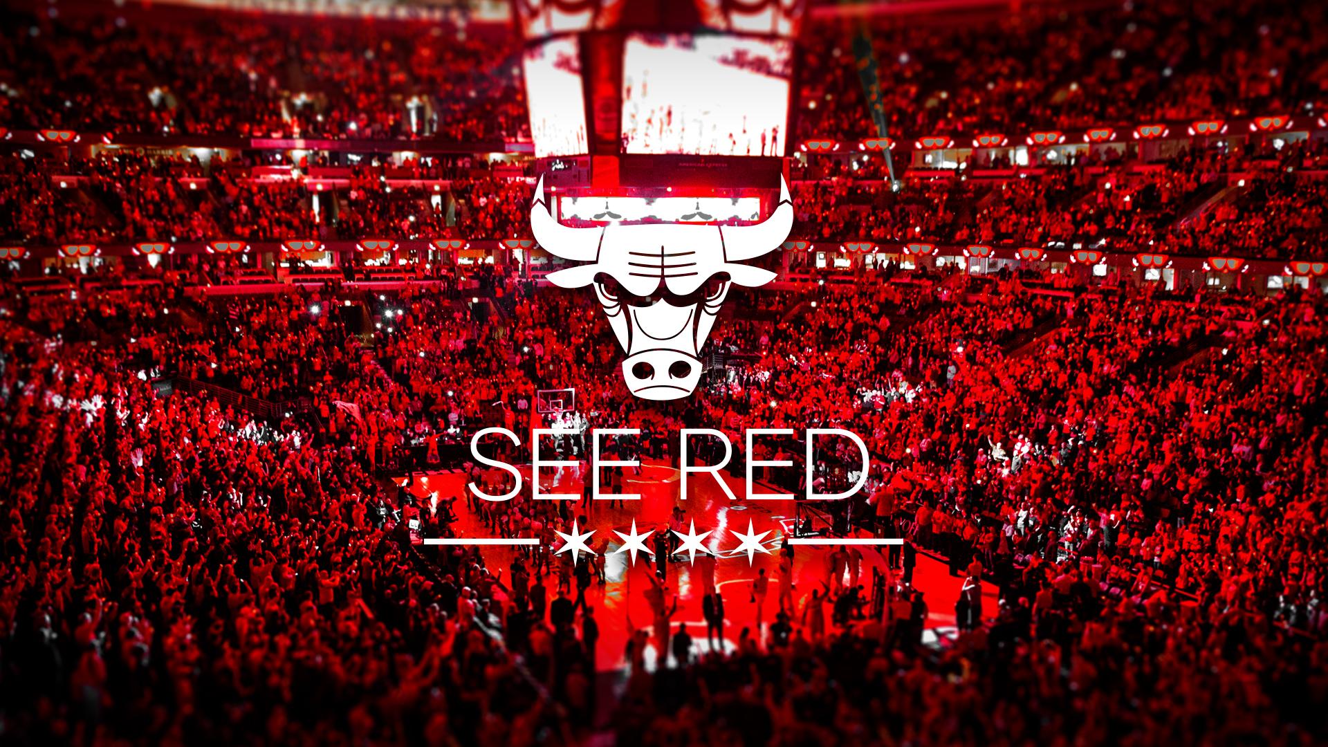 Chicago Bulls Wallpaper See Red wallpaper   1311132 1920x1080