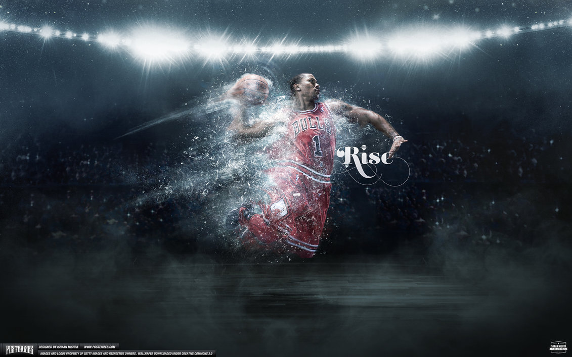 Derrick Rose Wallpaper by IshaanMishra 1131x707