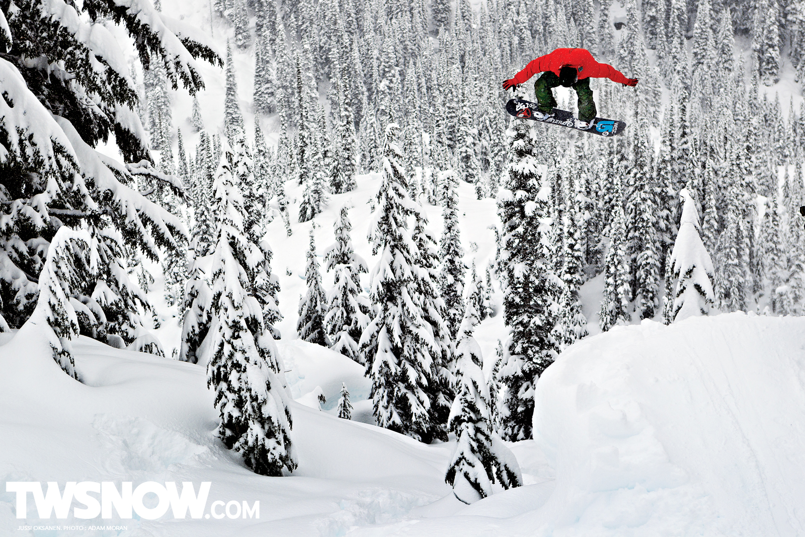 Wallpaper Wednesday Powder Rules Everything Around Us TransWorld 1600x1067