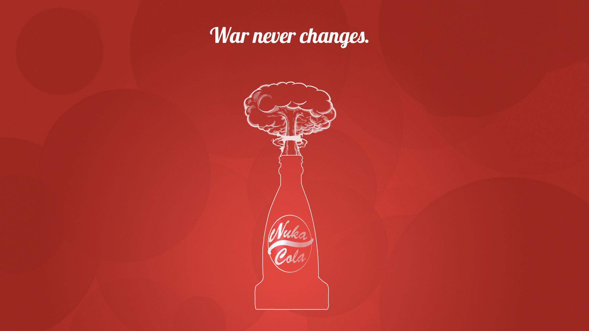 fallout 4 nuka cola desktop wallpaper 1920x1080