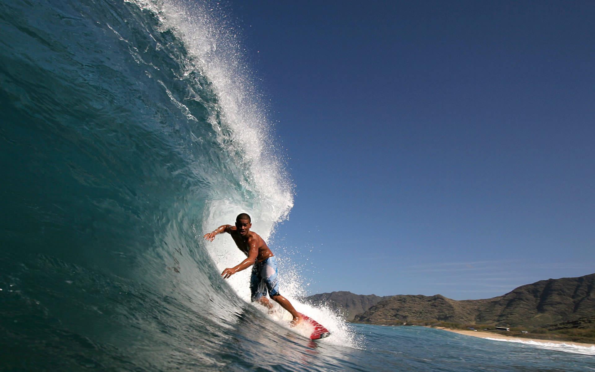 Surfing Desktop Background 1920x1200 1920x1200